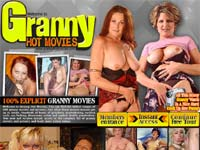 Granny Hot Movies- New Fresh Grannies in Hot Porn Videos