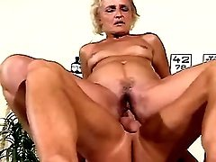 Granny gets laid at doctors office