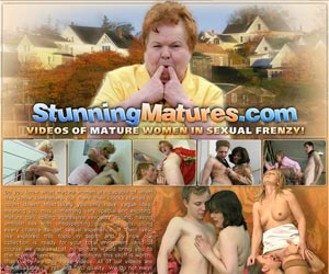 Stunning Matures - Videos Of Mature Women in Sexual Frenzy